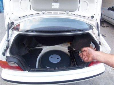 Resim BMW 3.18 otogaz